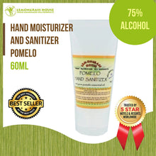 Load image into Gallery viewer, Lemongrass House Pomelo Hand Moisturizer and Sanitizer 60ml