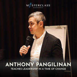 Masterclass on Leadership In A Time of Change