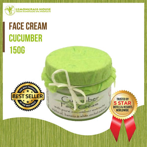 Lemongrass House Cucumber Face Cleanser 150g