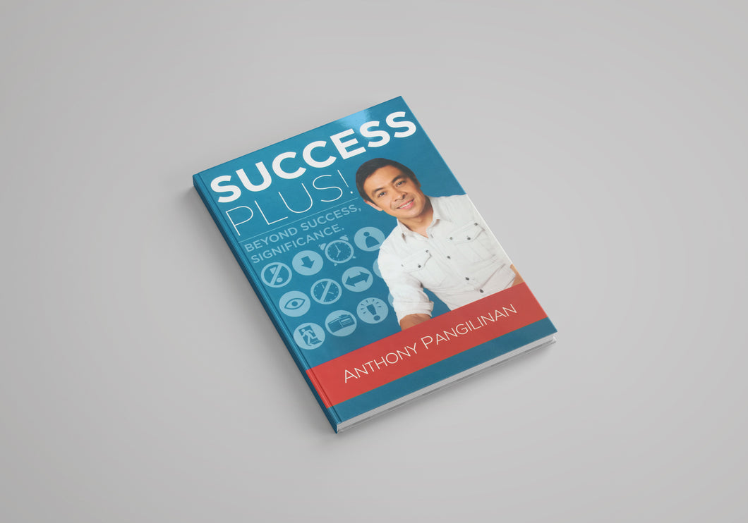 Success Plus! by Anthony Pangilinan
