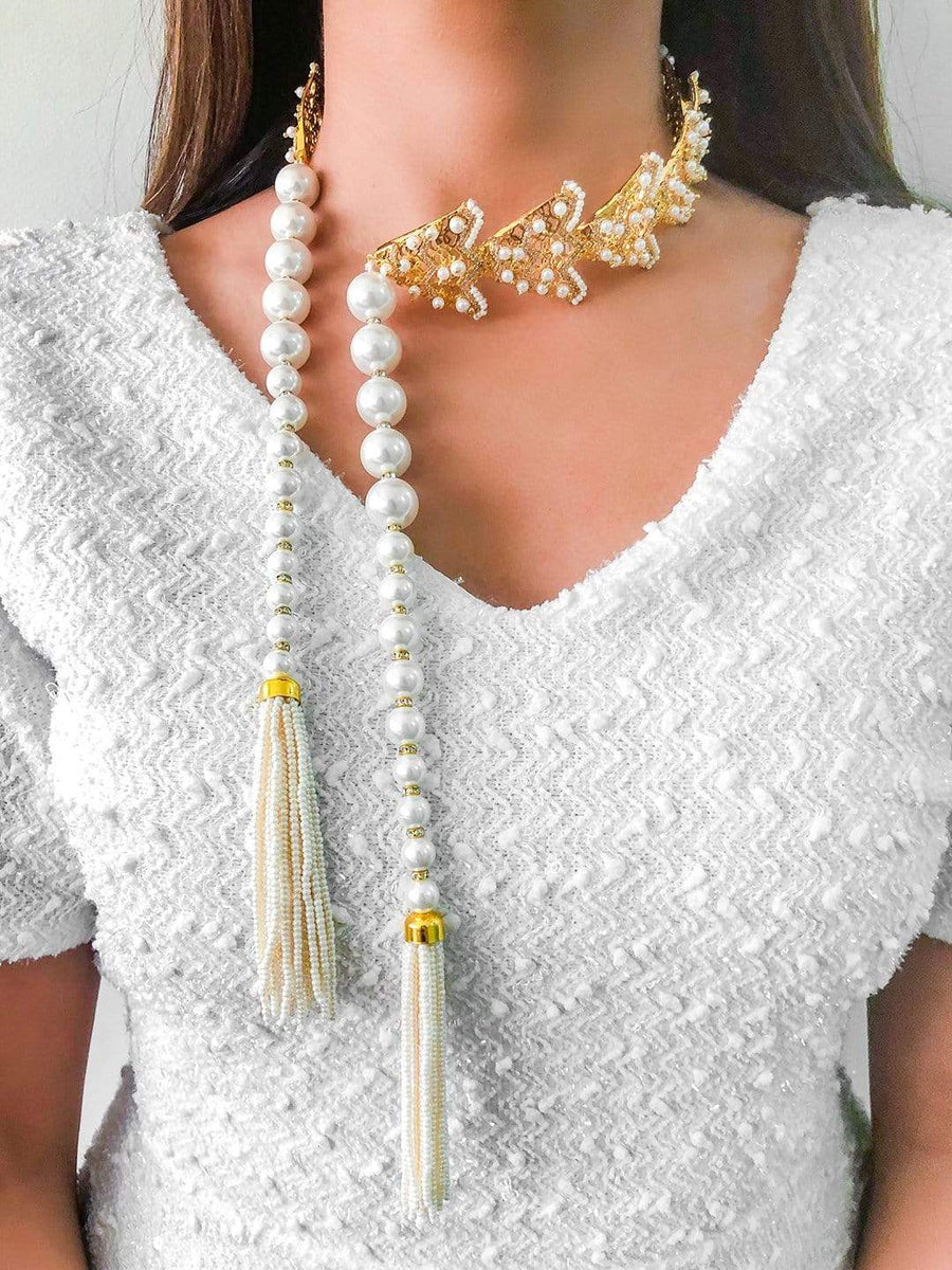 Gavrila Tassel - Necklace