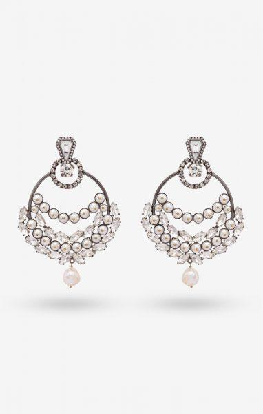 Laurel Pearl - Earrings