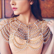 Pearl Cape - Necklace