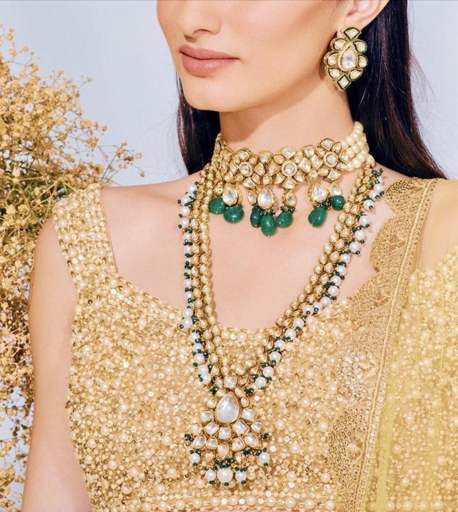 Zeenat Set - Jewellery Set