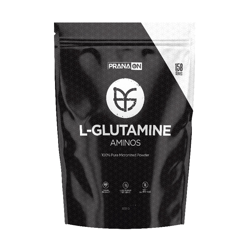 L-Glutamine 300g by PranaOn