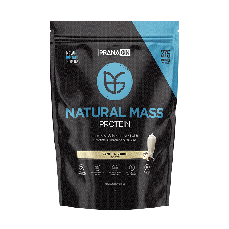 Natural Mass 1kg/3kg by PranaOn