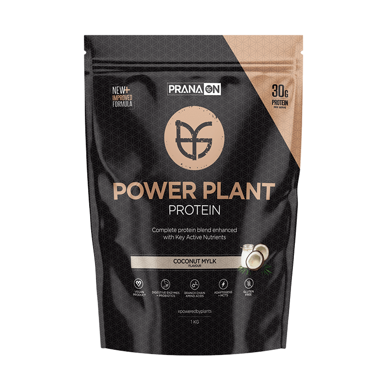 Power Plant Protein - Coconut Mylk 400g/1kg/3kg by PranaOn