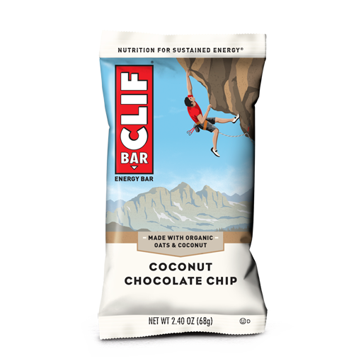 Clif Bar - Coconut Chocolate Chip