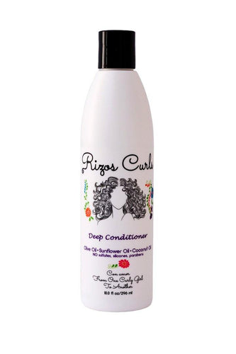 Rizos Curls Acondicionador Profundo - 10oz - Beauty & Organic Co.