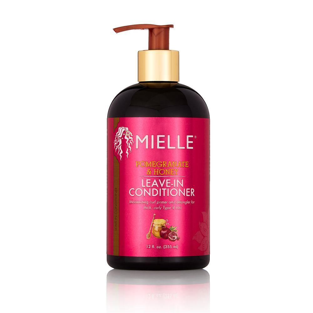 Mielle Organics Pomegranate & Honey Leave-In Conditioner - 12 fl oz - Beauty & Organic Co.