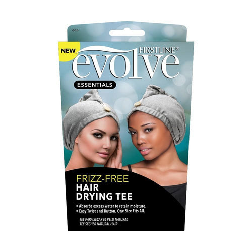 Evolve Frizz-Free Hair Drying Tee - Beauty & Organic Co.