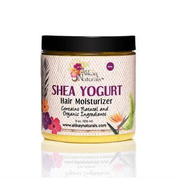 Alikay Naturals Shea Yogurt Hair Moisturizer - 8oz - Beauty & Organic Co.