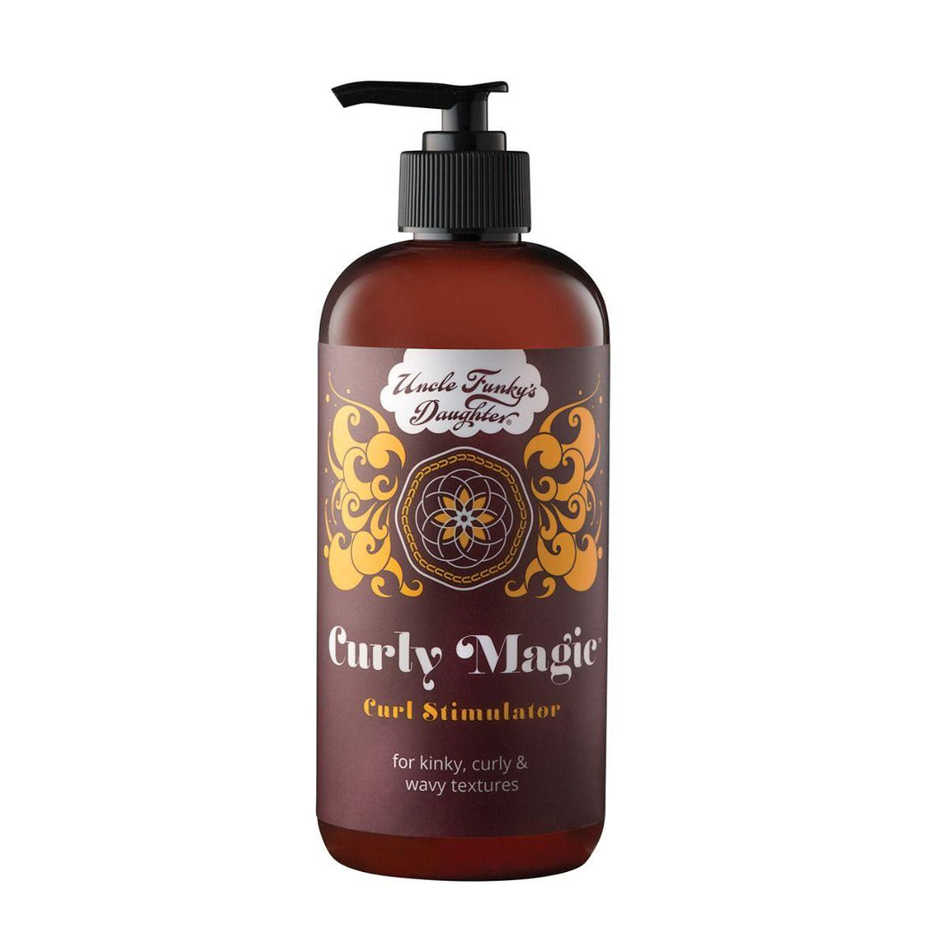 Uncle Funky's Daughter Curly Magic Curl Stimulator - 12oz - Beauty & Organic Co.