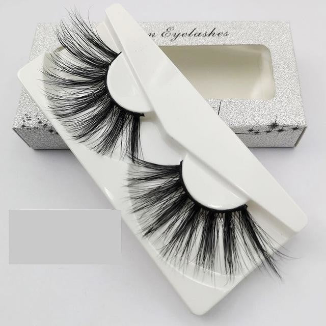 28MM REAL MINK LASHES