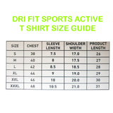 Dri Fit T shirt for Gamers