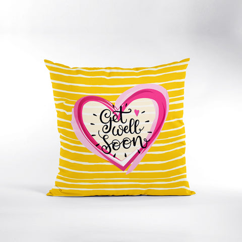 Get Well Soon Cushion
