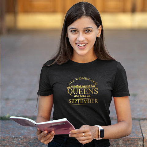 Personalised Queens T shirt