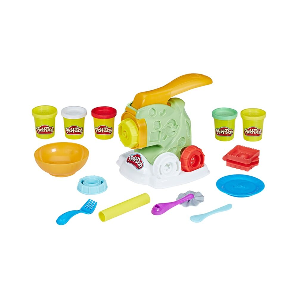 Play-Doh Kitchen Creations Noddle Makin' Mania