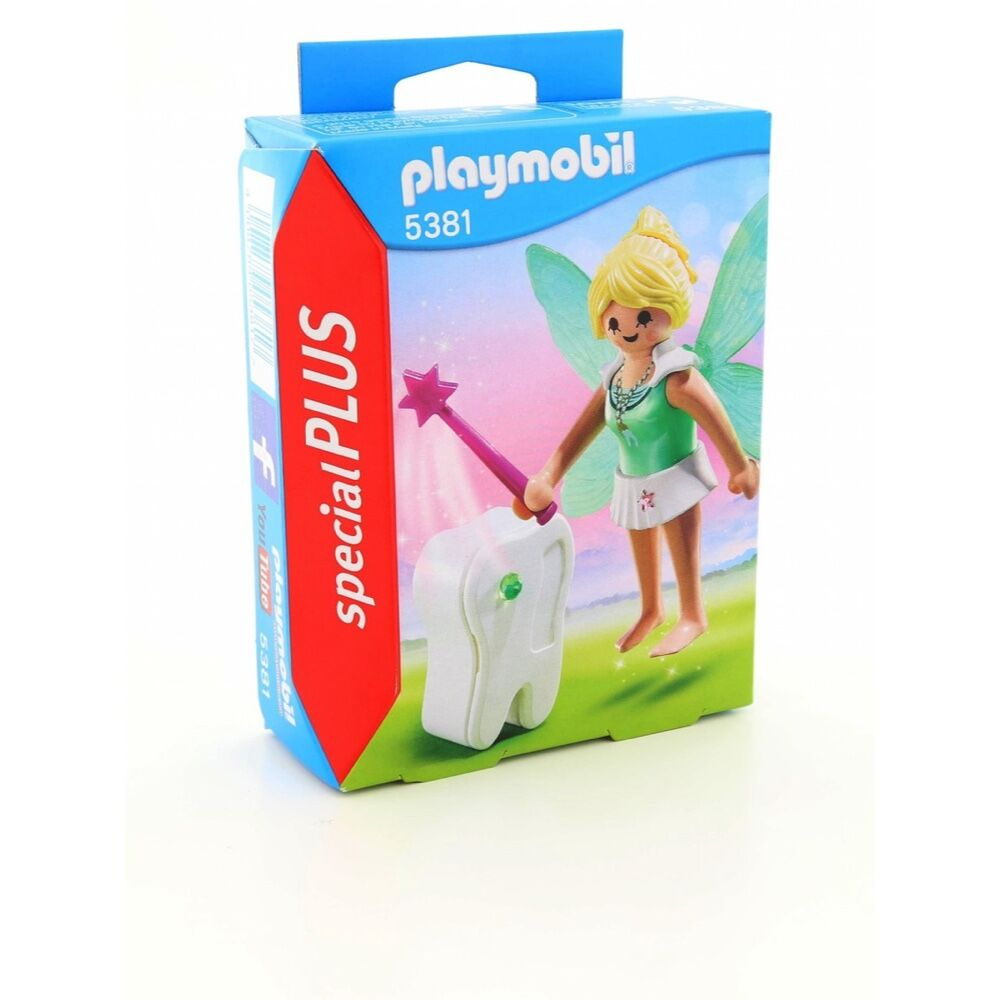 Playmobil Tooth Fairy Figure with Accessories