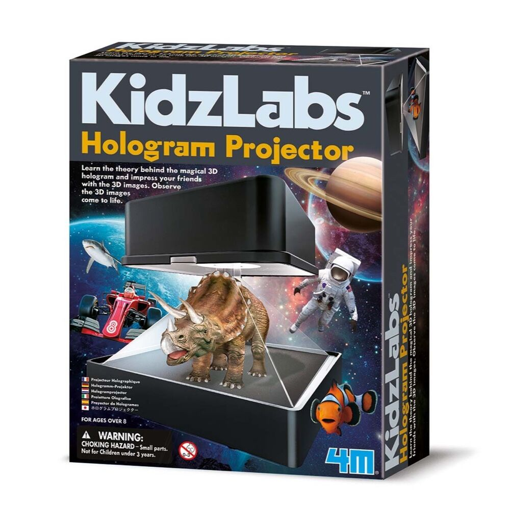 KidzLabs Hologram Projector Kit