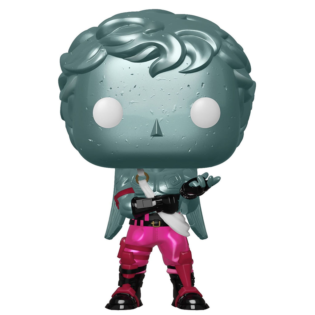 Pop Games Fortnite S3 Metallic Love Ranger Vinyl Figure
