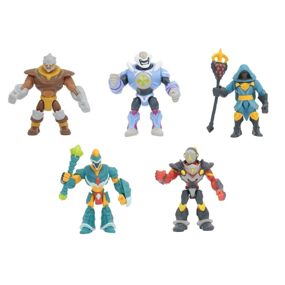 Gormiti Action Figure A2 (8 cm, Styles May Vary)