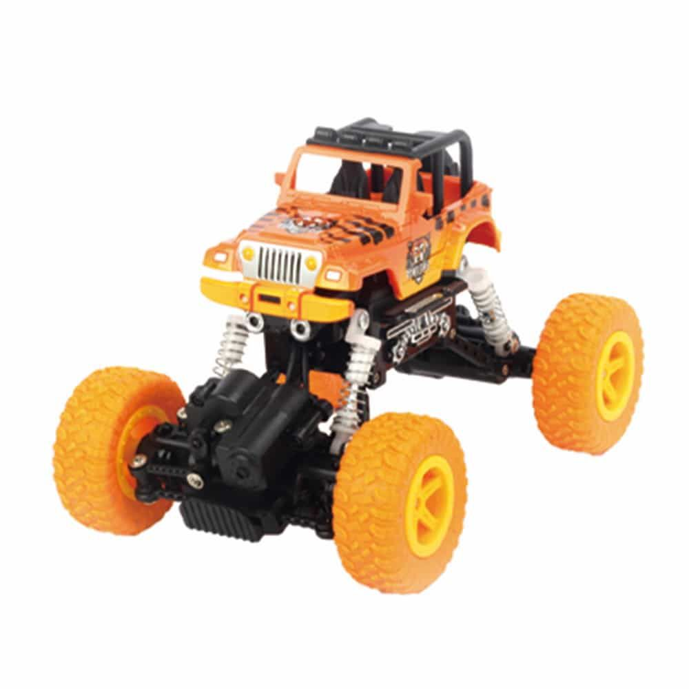 D Power RC Rock Climbing Crawler (1:22, Sunset Yellow)