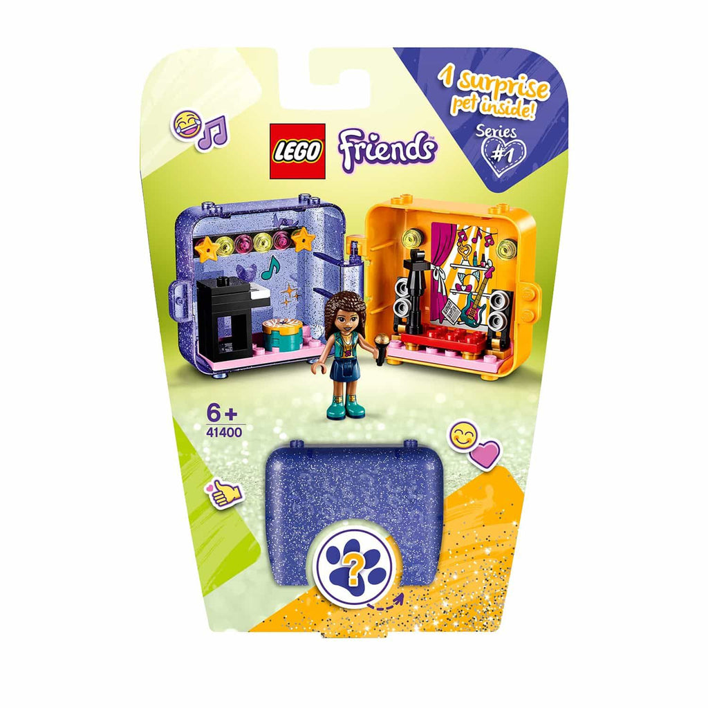 LEGO Friends Andrea's Play Cube (49 Pieces)