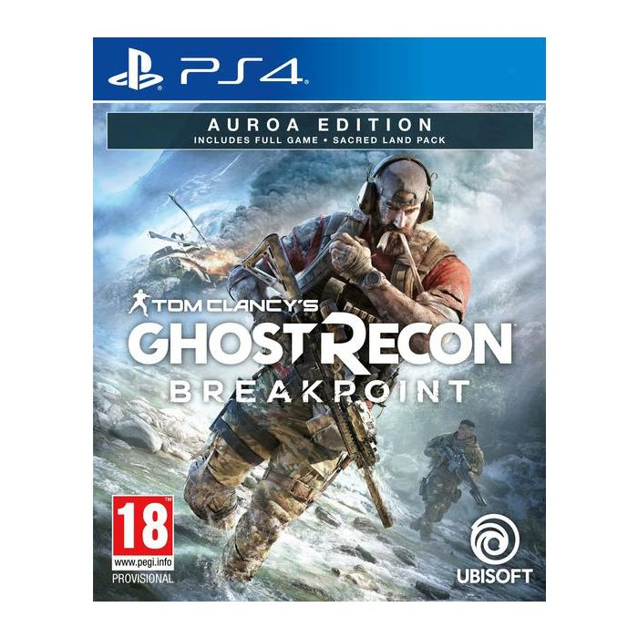 Tom Clancy's Ghost Recon Breakpoint Auroa Edition PS4