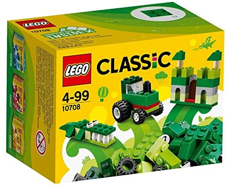 LEGO Green Creative Box, Multi-Colour