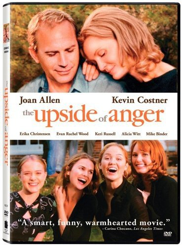 The Upside Of Anger DVD (Cover Page May vary)