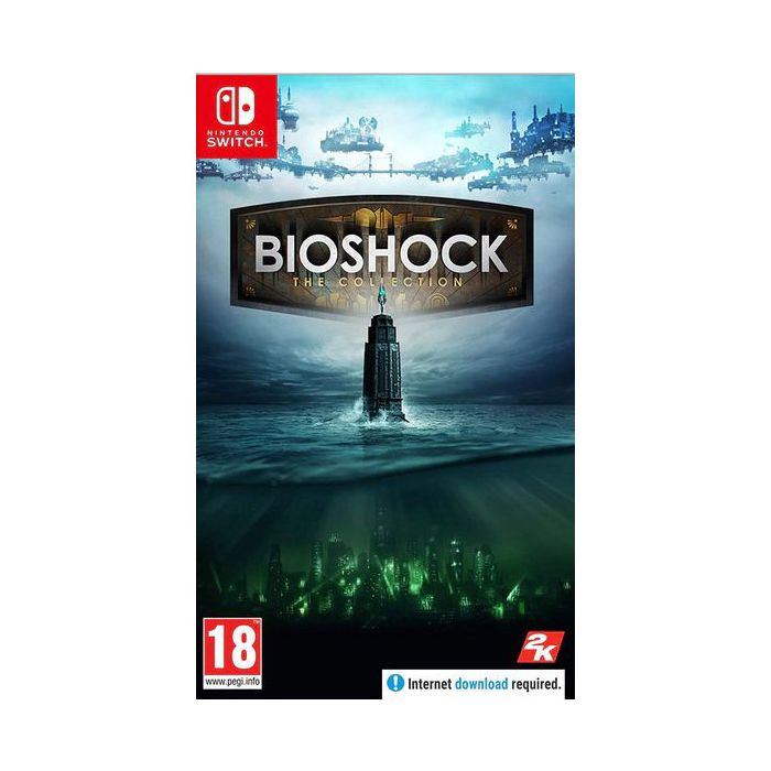 BioShock: The Collection Switch (PAL)