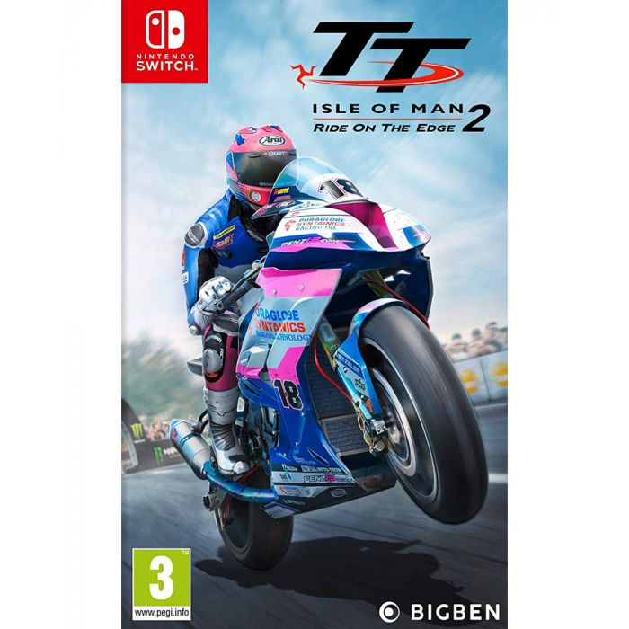 TT Isle of Man: Ride on the Edge 2 Switch (PAL)