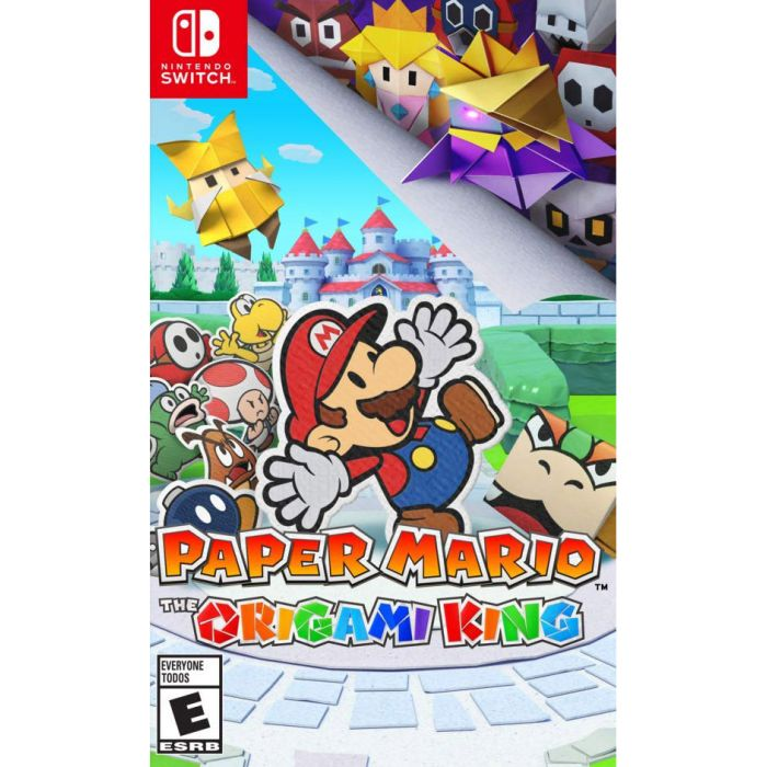 Paper Mario: The Origami King Switch (NTSC)