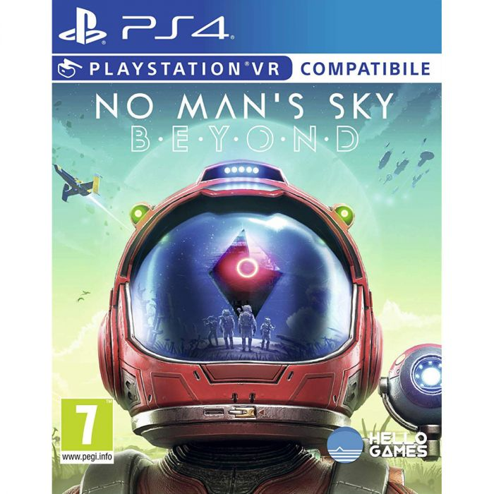 No Man's Sky Beyond PS4