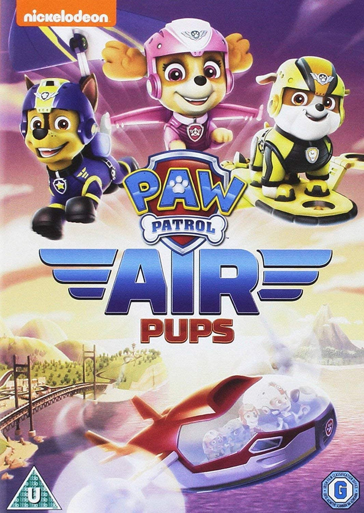 PAW PATROL : AIR PUPS