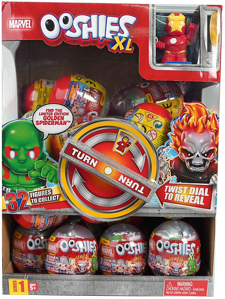 Marvel Ooshies XL Series 1 Blind Capsule