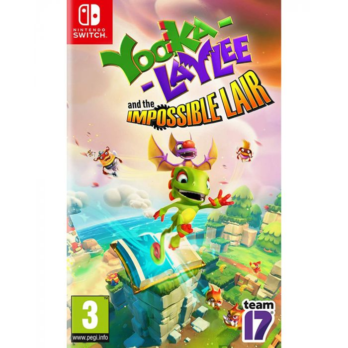 Yooka-Laylee and the Impossible Lair Switch (PAL)