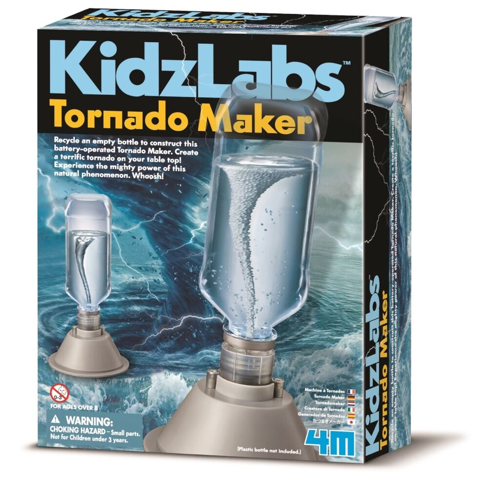 KidzLabs Tornado Maker Kit