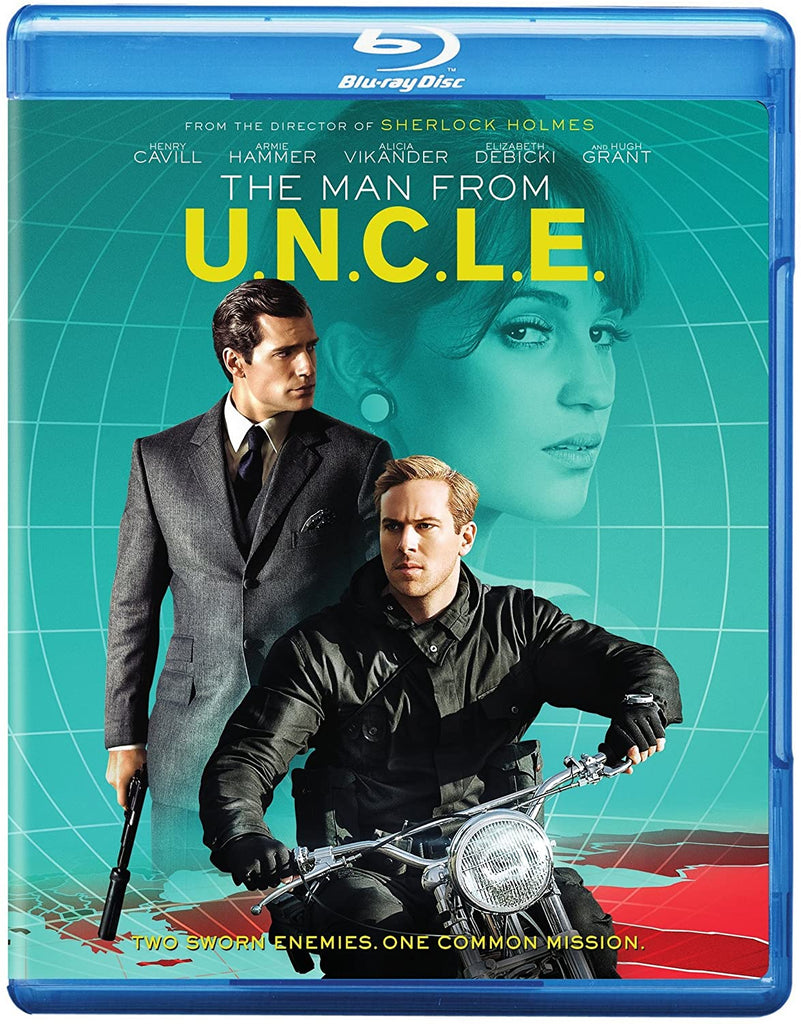 The Man From U.N.C.L.E Blu-ray