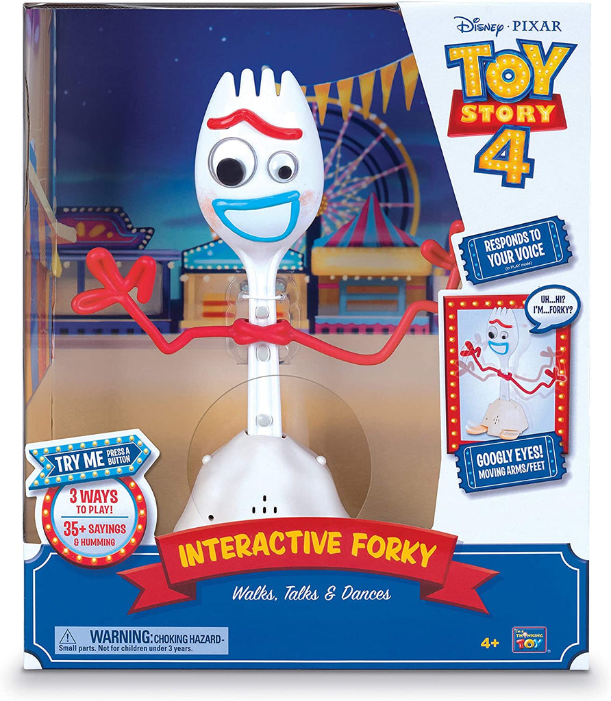 TOYSTORY INTERACTIVE FORKY 10'