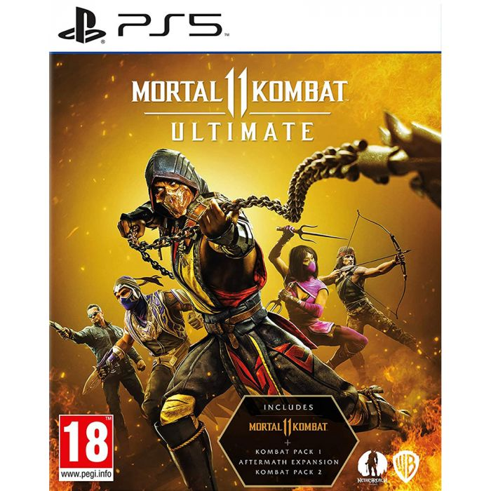 Mortal Kombat 11 Ultimate Edition PS5