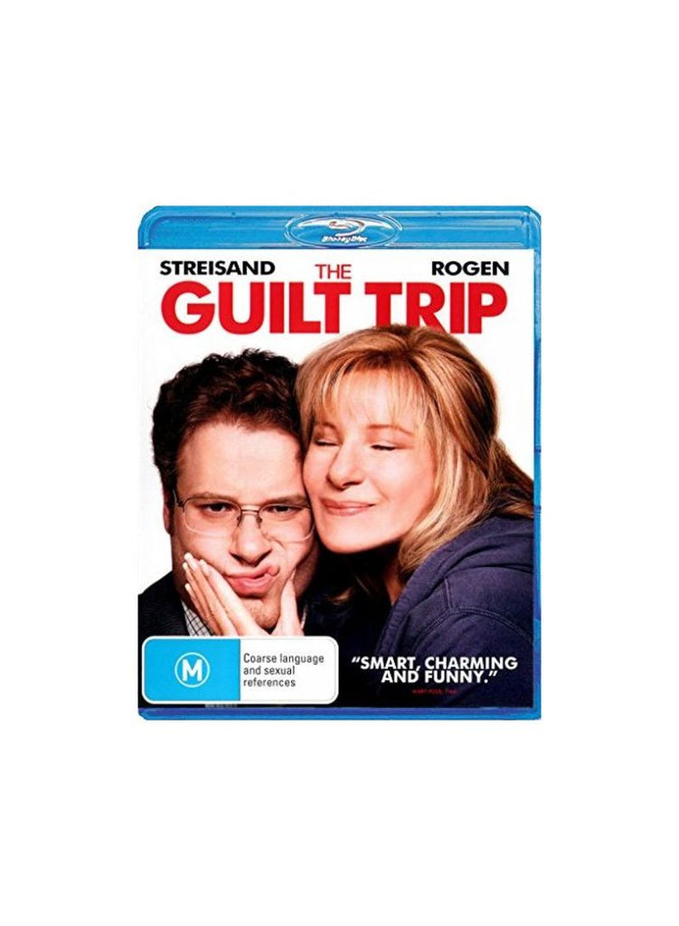 The Guilt Trip Blu-ray