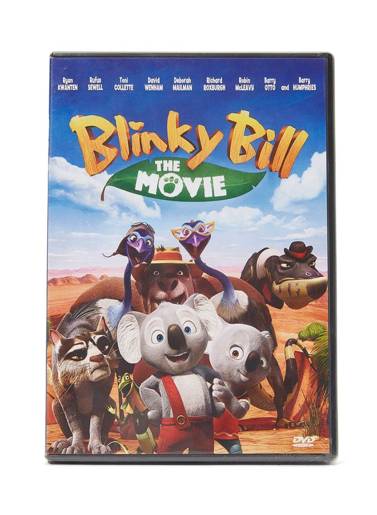 Blinky Bill-The Movie DVD