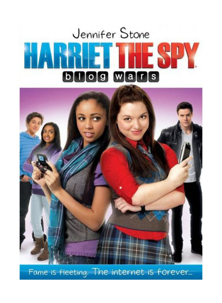 Harriet The Spy - Blog Wars DVD