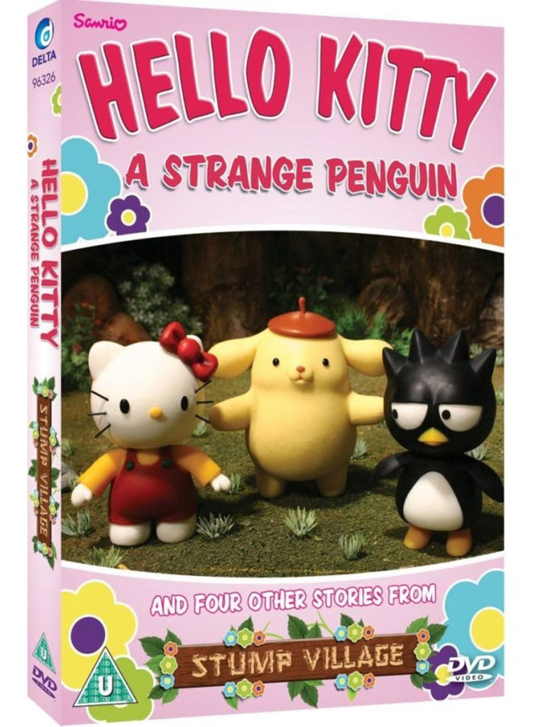 Hello Kitty Stump Village-A Strange Penguin And Four Other Stories DVD