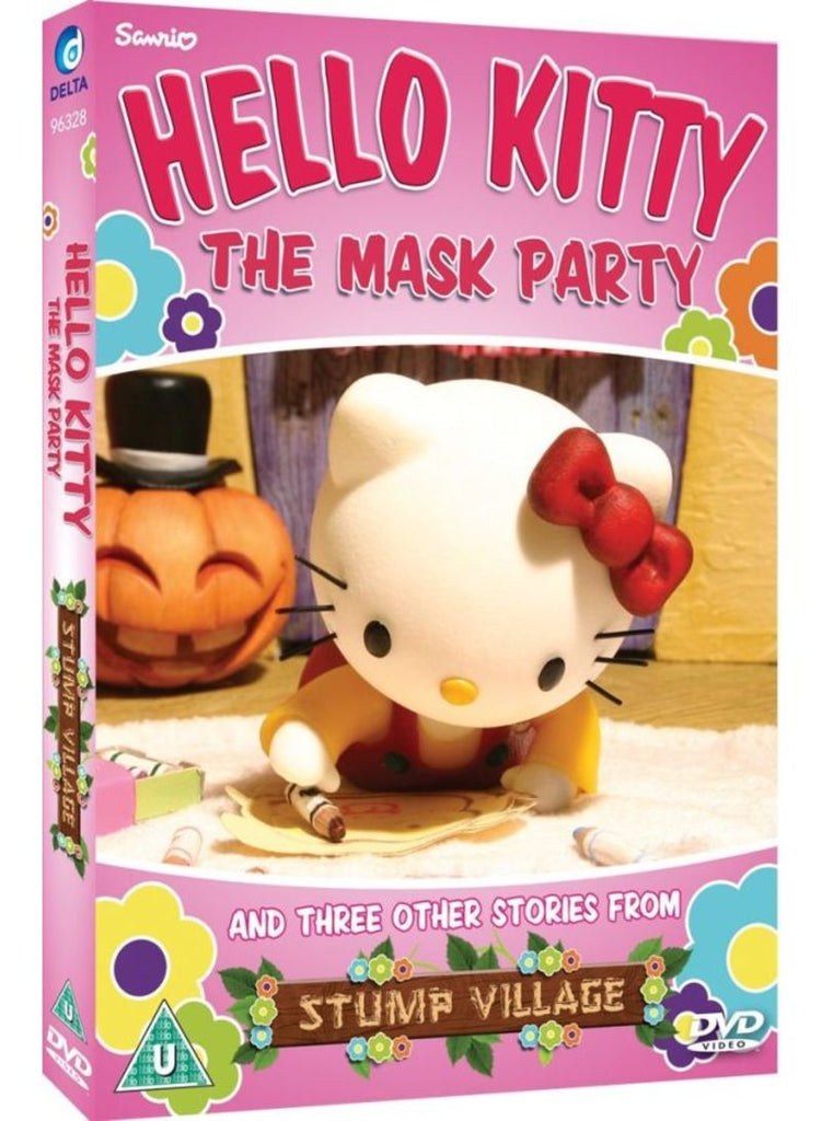 Hello Kitty Stump Village-The Mask Party And Three Other Stories DVD