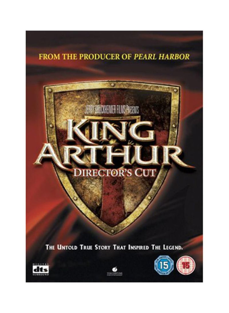 King Arthur [Director's Cut] DVD