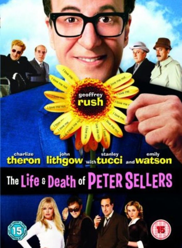 Life And Death Of Peter Sellers DVD