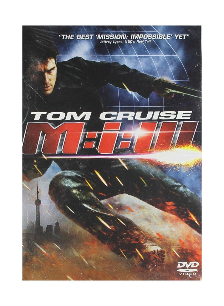 Mission Impossible III DVD